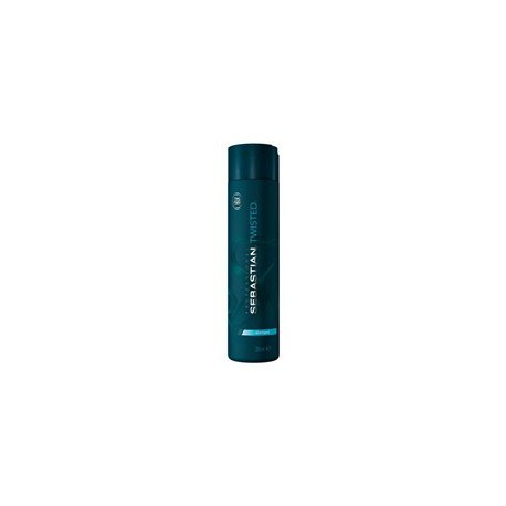 Twisted Shampoo 250ml Sebastian Professional